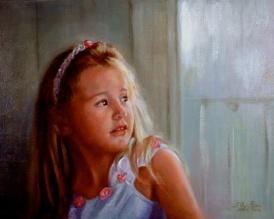 "Oil on Canvas, 16x20"""